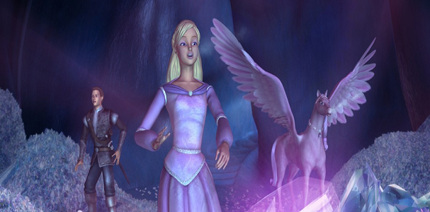 Watch Barbie and the Magic of Pegasus (2005) Movie Online For Free in English Full Length