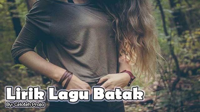 Lirik Lagu Batak Sengko Sengko Dainang