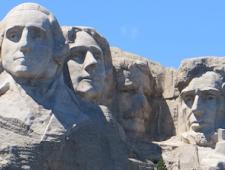 Tentang Ukiran Batu Cantik Mount Rushmore