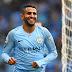 Manchester City trepó a la punta de la Premier