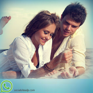 Whatsapp dp love couple