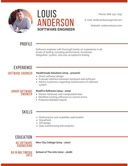 medical lab resume examples