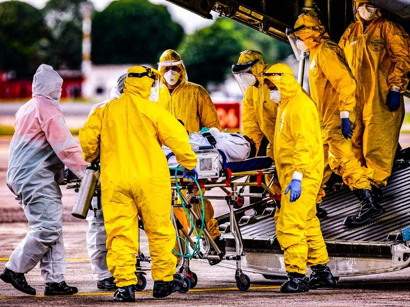 Covid-19: nota técnica aponta agravamento da pandemia