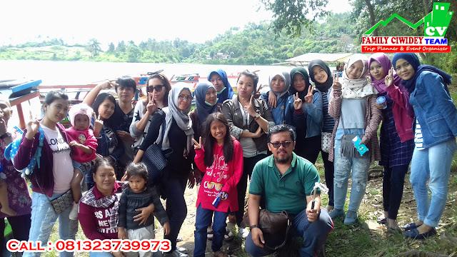 Kunjungan JAF SHOES di Situ Patenggang