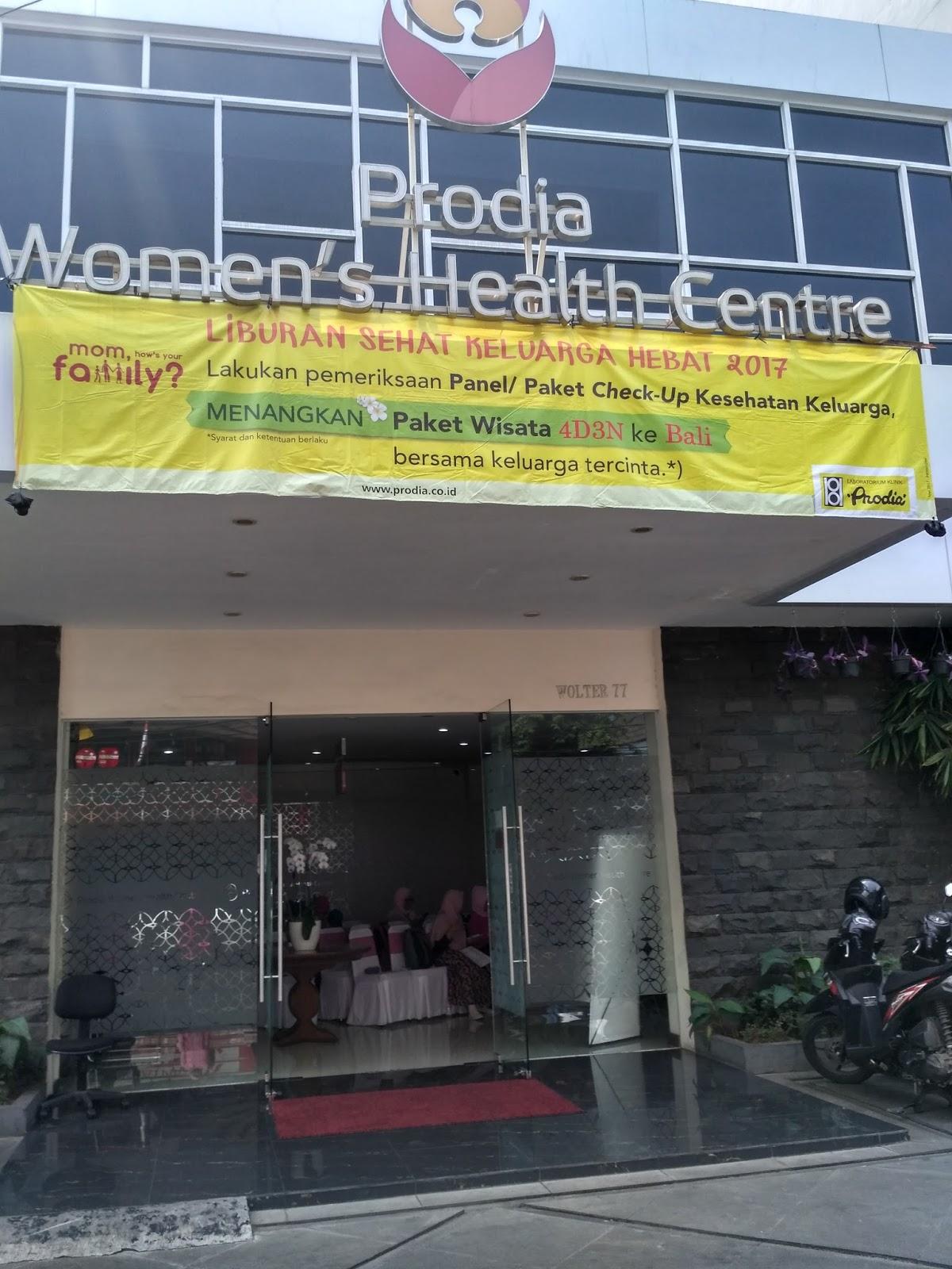 Pwhc Klinik Layanan Kesehatan Khusus Perempuan Ria Bilqis Medical Check Up Wanita Sehat Lengkap