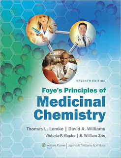 Foye's Principles of Medicinal Chemistry pdf free download