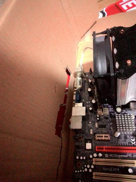Bikin Casing PC dari Kardus