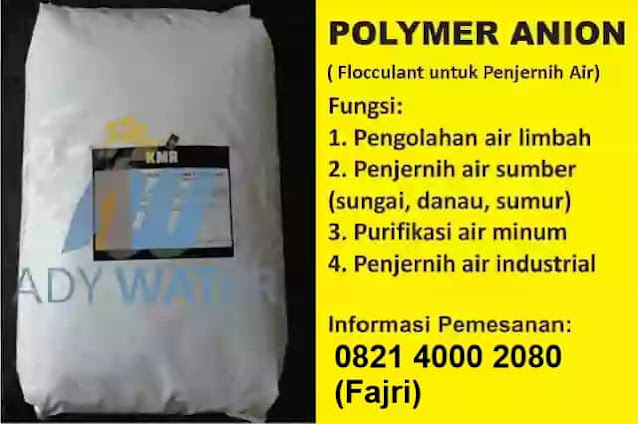 jual polimer anion ady water