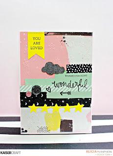 Kaisercraft Daydreamer Set of Ten Cards by Alicia McNamara