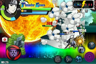 Download Naruto Senki Mod by Thunder Game Apk