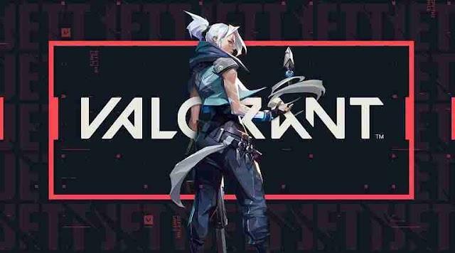 Riot Game Launcher Valorant