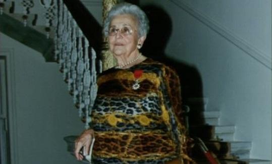 Έφυγε από τη ζωή η Καίτη Κυριακοπούλου - Συλλυπητήρια από το Πελοποννησιακό Λαογραφικό Ίδρυμα