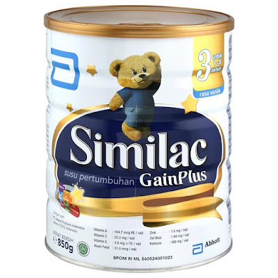 Similac Gain Plus
