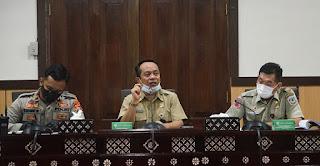 Skenario Kota Mataram Jika Diberlakukan PPKM Mikro