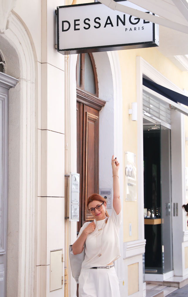 Dessange Paris, Launch, die Edelfabrik, Dessange Salon in Cannes