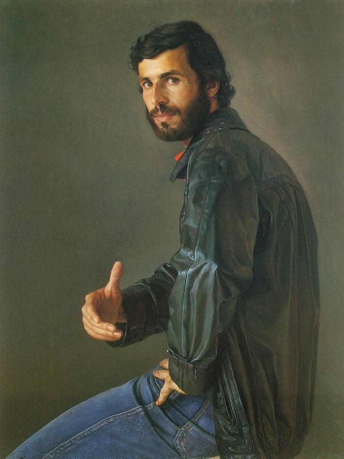 Claudio Bravo Camus Hyperrealist Painter Tutt Art Pittura Scultura Poesia Musica