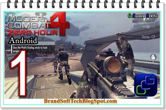 Modren Combat 4 Zero Hour Download For PC