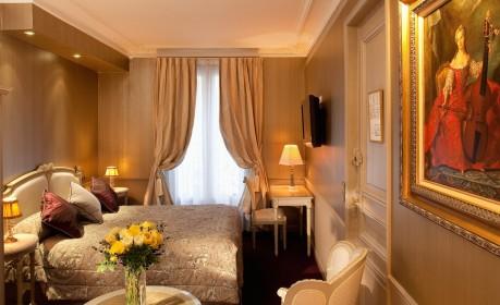 Hotel St Jacques em Paris