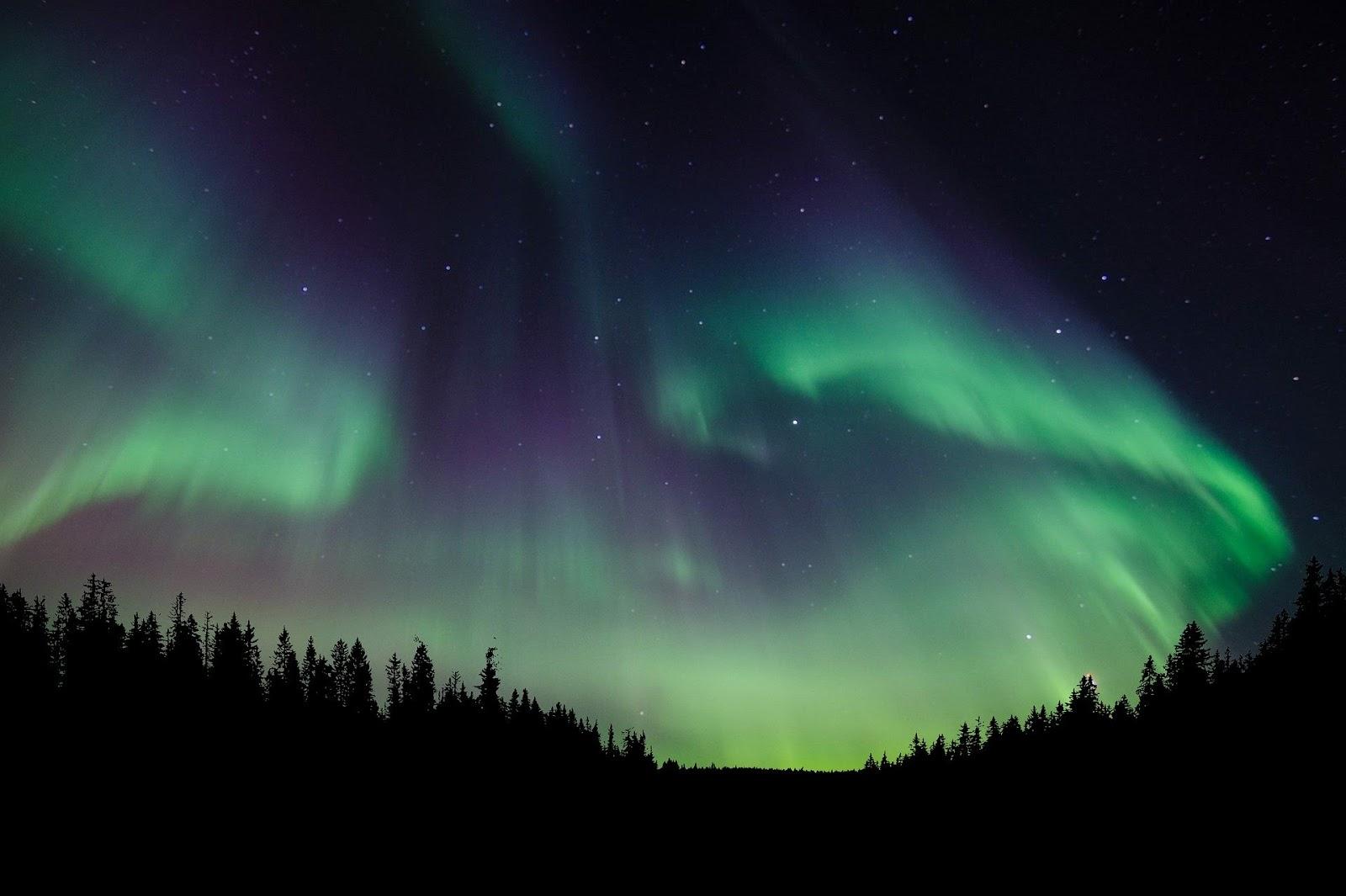 Northern Lights - Ultimate Travel Bucket List