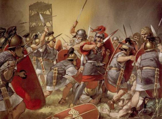 elite roman army