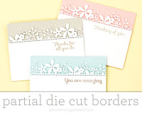 Partial die cut border video   - Jennifer McGuire