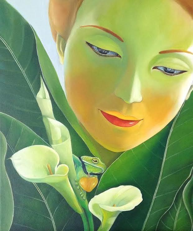 Terri Duan (цифровая живопись)