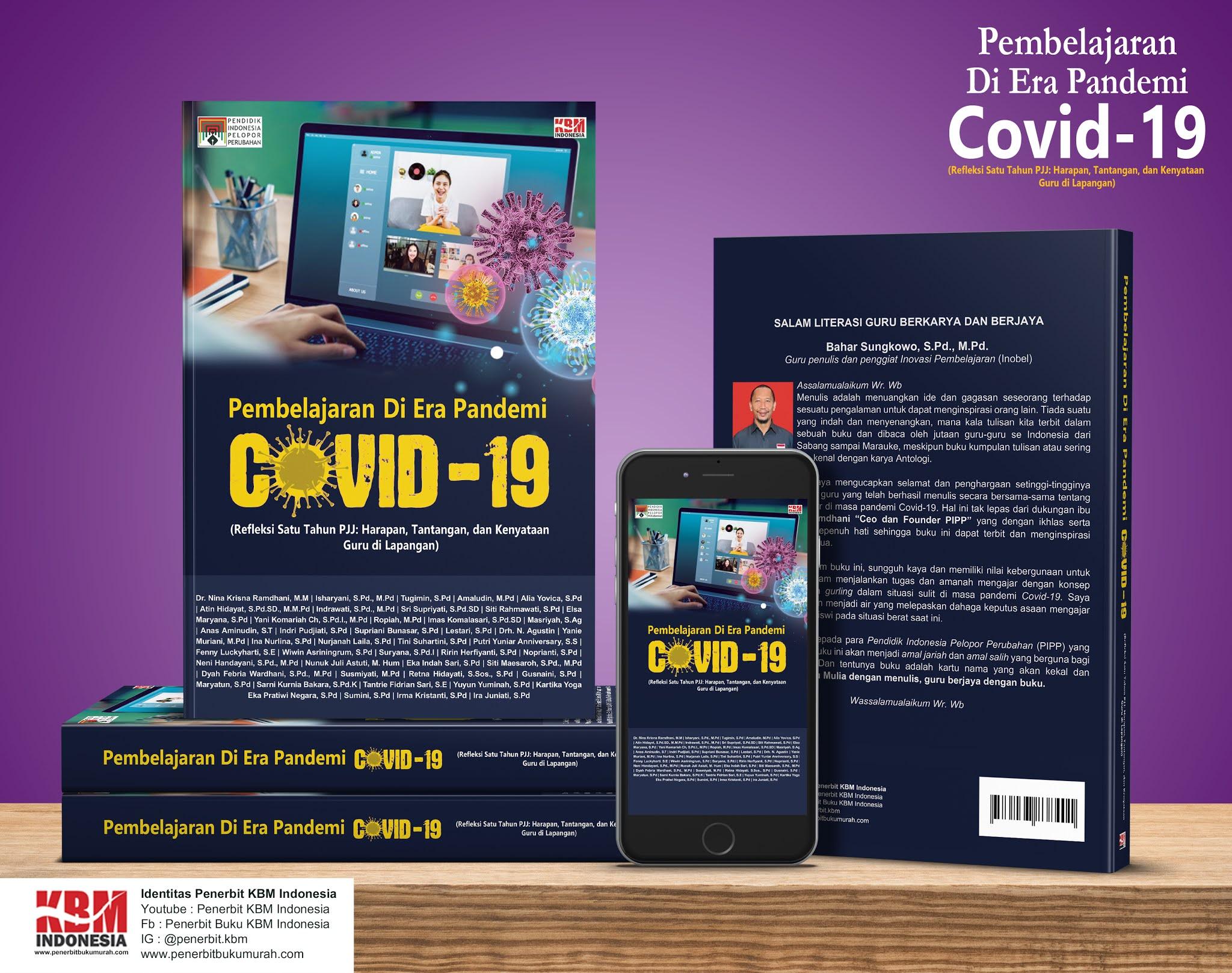 PEMBELAJARAN DI ERA PANDEMI COVID-19