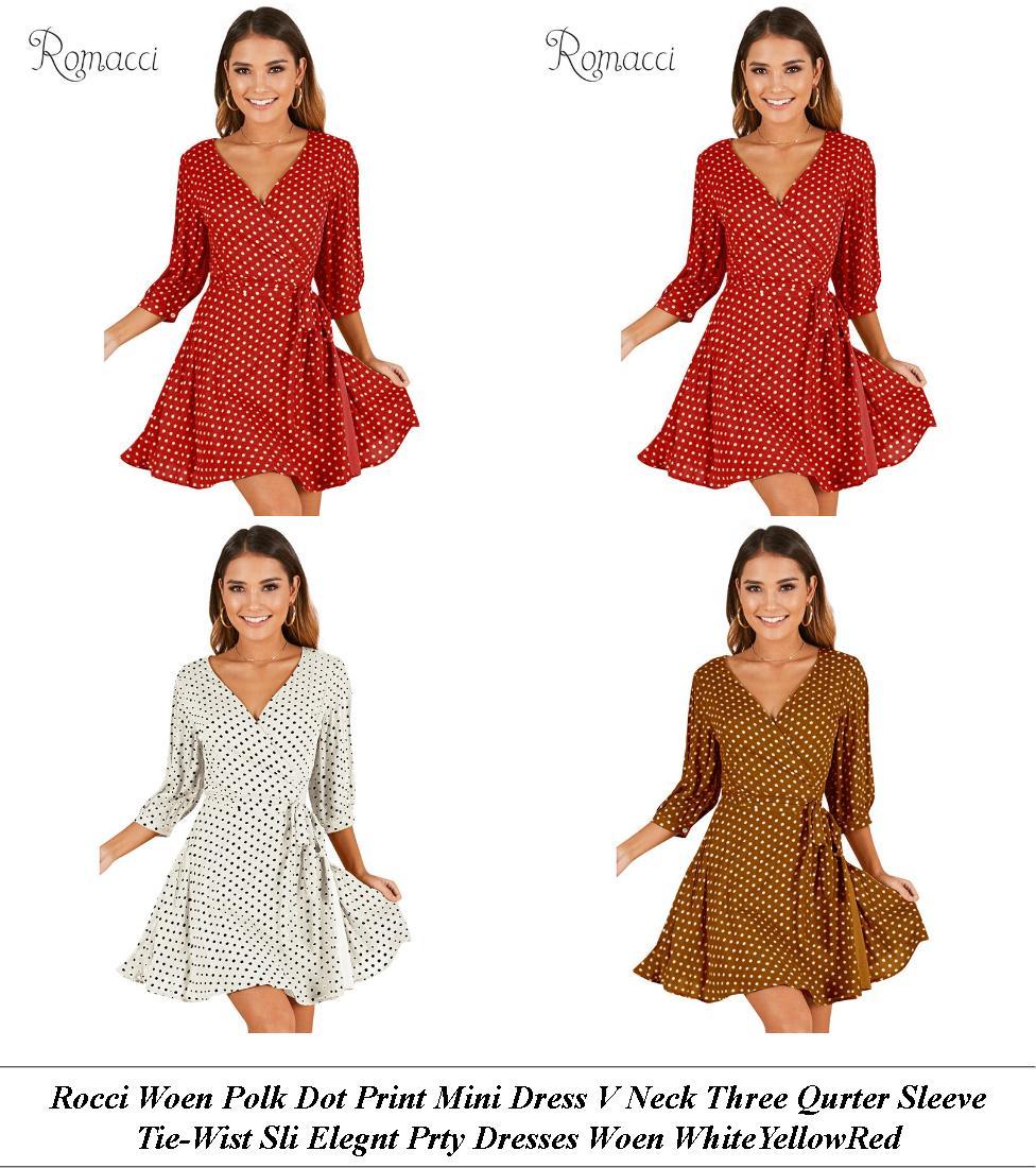 Womans Dresses - Topshop Sale - Night Dress - Cheap Womens Summer Clothes