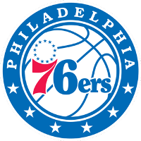 Logo NBA Team Philadelphia 76ers