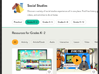 Free History Games, Lessons, Worksheets, and Educational Video Content for Social Studies Teachers