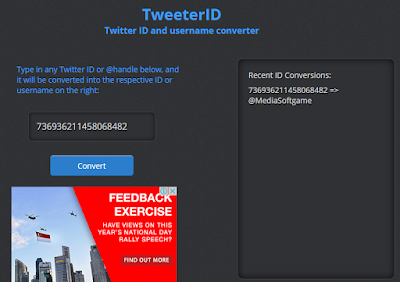Cara Terbaru Mengetahui ID Akun Twitter Dengan Mudah