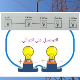 التوصيل على التوالى والتوازى..تصميم خطوط نقل الكهرباء