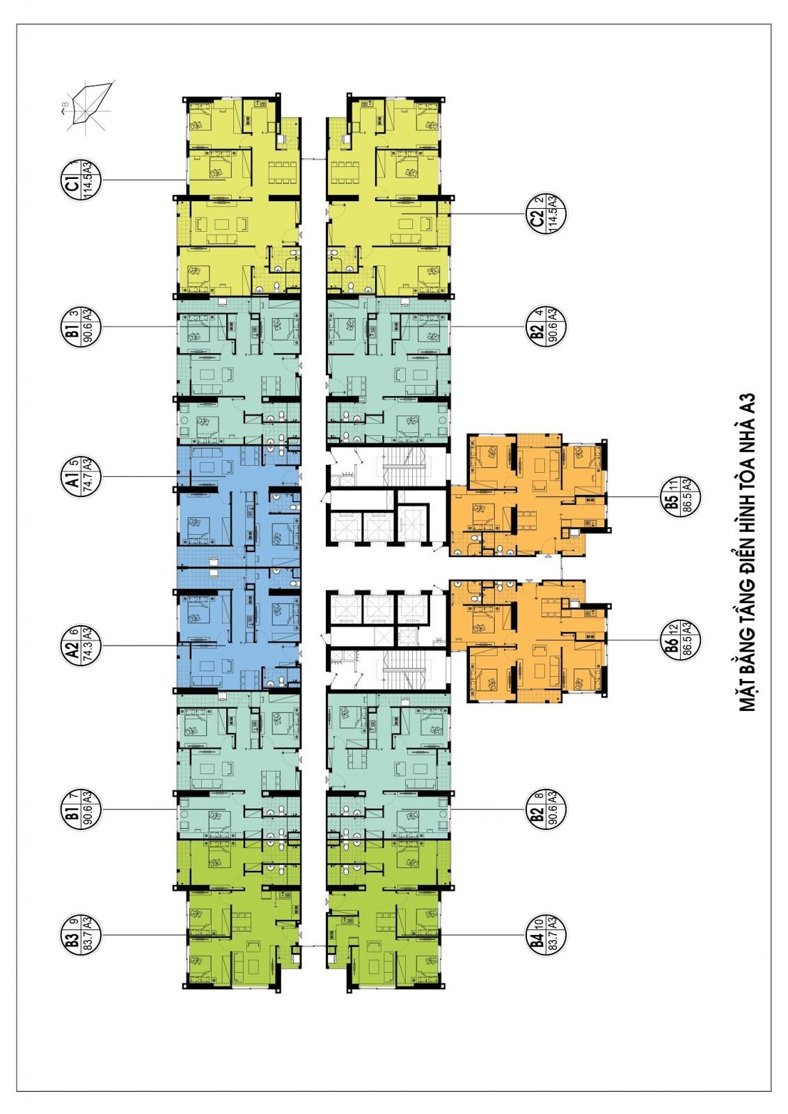 Tòa A3