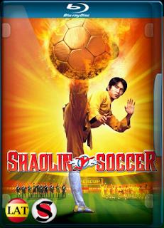 Shaolin Soccer (2001) REMUX 1080P LATINO/CHINO