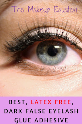 Best Latex Free Dark False Eyelash Glue Adhesive