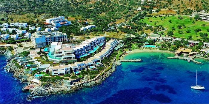 Villaggi turistici isole greche e Grecia