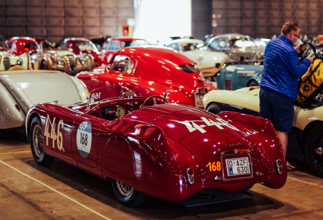 Just A Car Guy: reasons why the Mille Miglia is on my bucket list of ...
