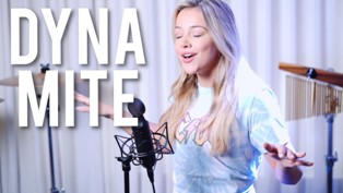 Dynamite (Cover) Lyrics - Emma Heesters