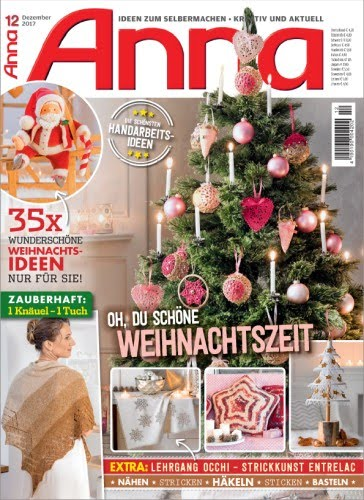 Mein Blog war in der Anna 12/2017