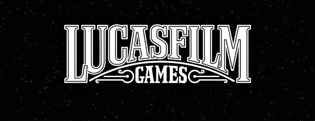 Lucasfilm Games 官方商標登場