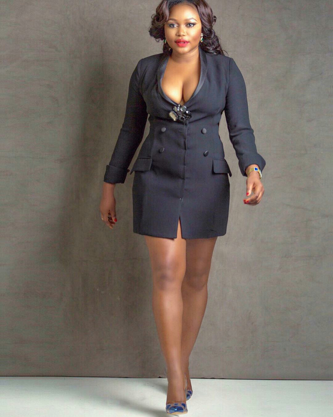Actress Ruth Kadiri Looks Chubby In New Photos - Dash Media-5659