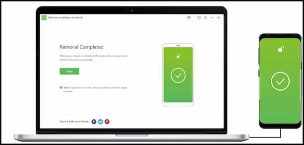 إفتح قفل أي هاتف بدون إدخال الكود السري في 10 ثواني تطبيق خطير 2021