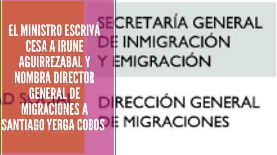 Debemos conseguir que todos inmigrantes estén en situación regular
