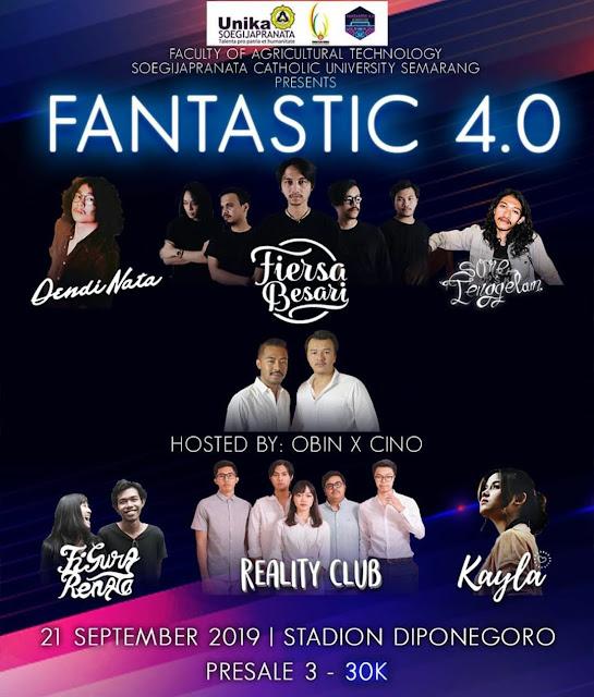 Poster Fantastic 4.0