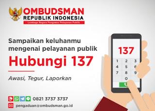 Lomba Desain Logo 2017 dari Ombudsman, Hadiah 79 Juta