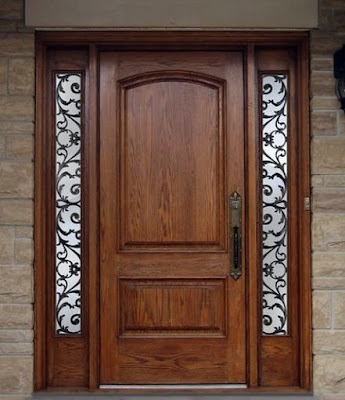 Best 30 wooden door design ideas for modern home entry 2019