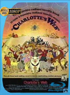 La Telaraña de Charlotte 1 (1973) HD [1080p] latino[GoogleDrive] DizonHD