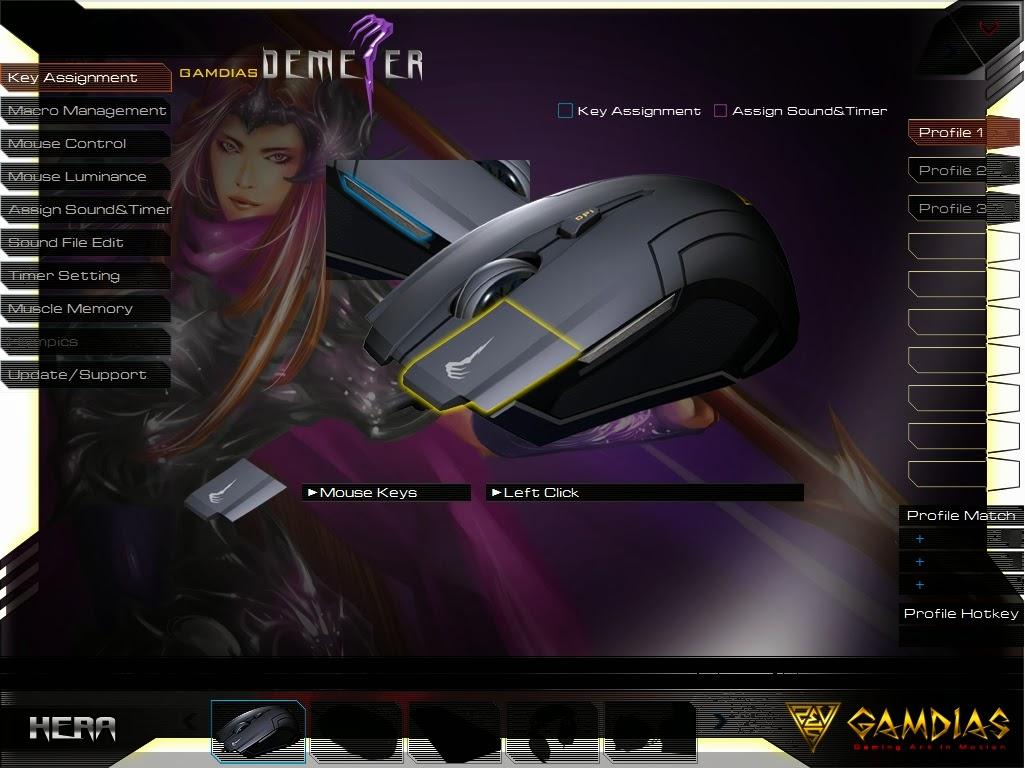 Gamdias Demeter Optical Gaming Mouse 10