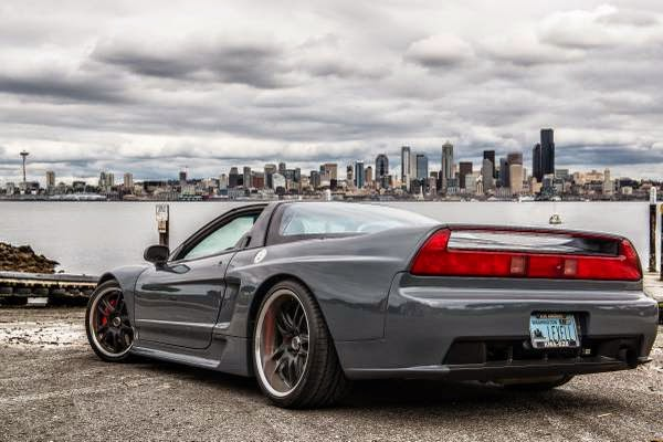 1993 Acura Nsx Widebody Turbo Auto Restorationice