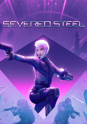 Capa do Severed Steel